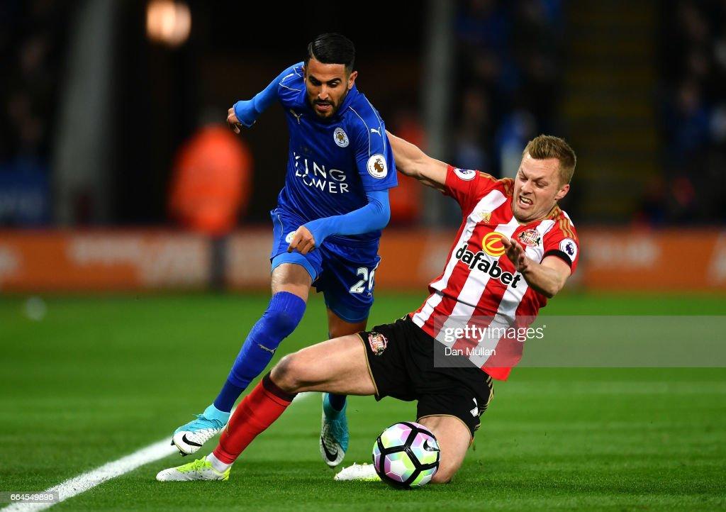 Leicester City v Sunderland - Premier League