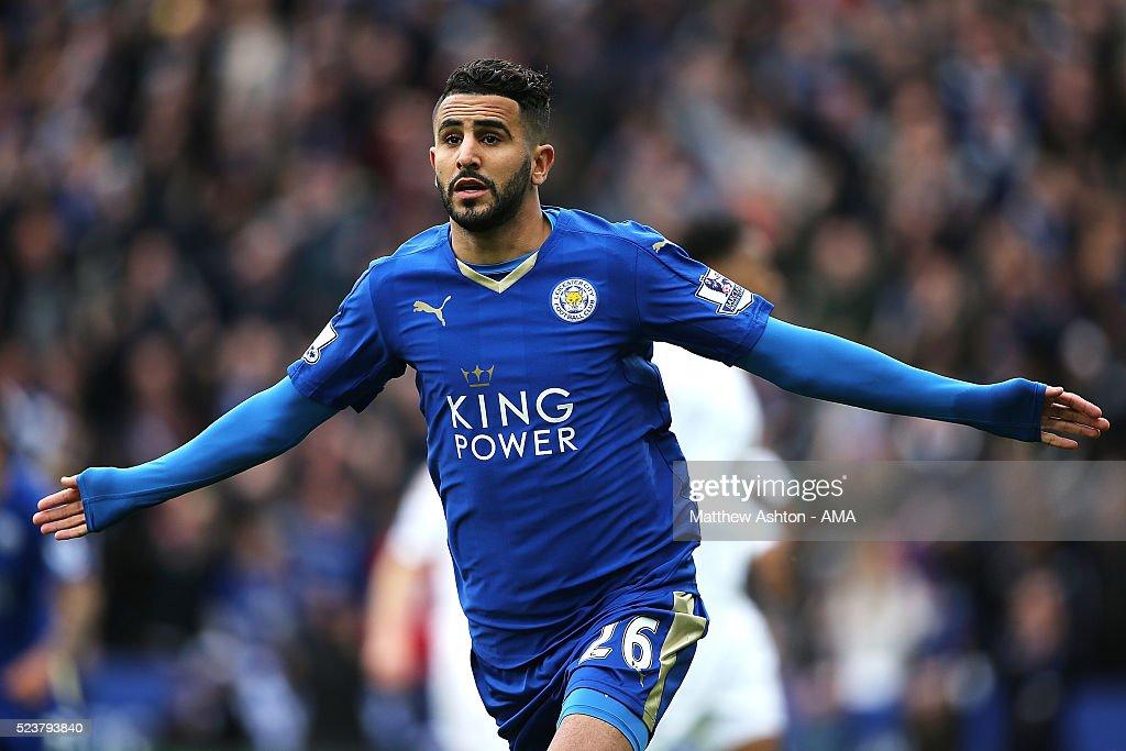 Leicester City v Swansea City - Premier League : News Photo