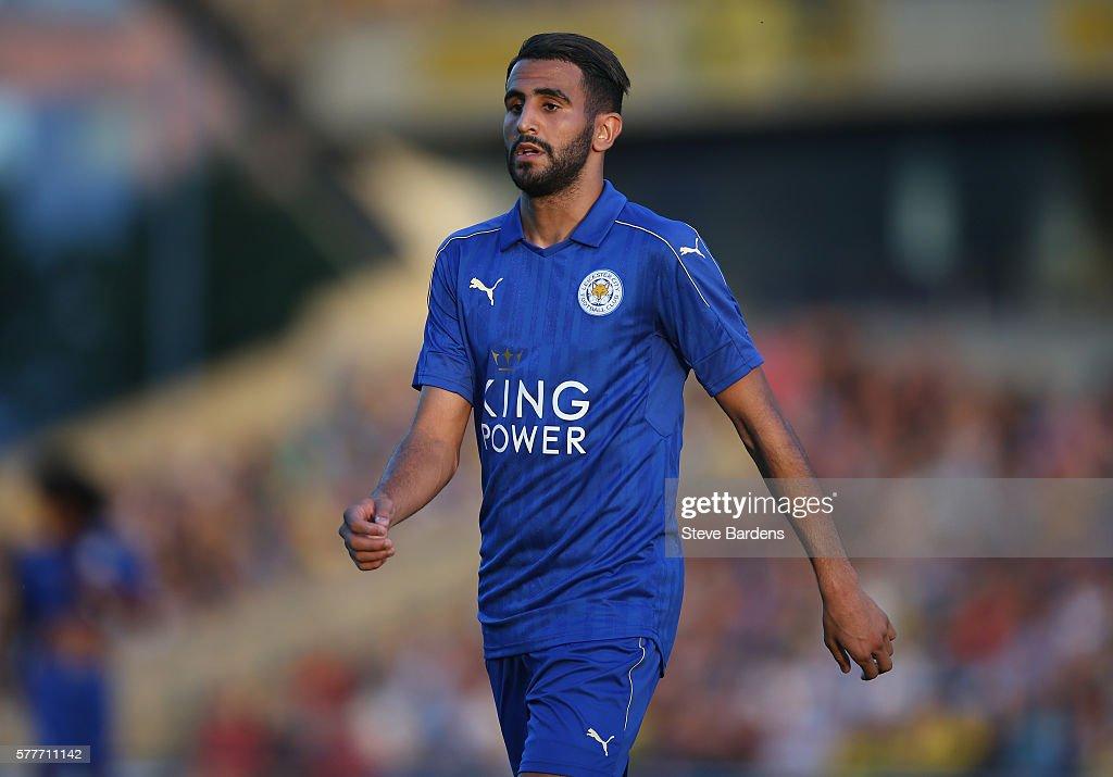 Oxford United v Leicester City - Pre-Season Friendly : News Photo