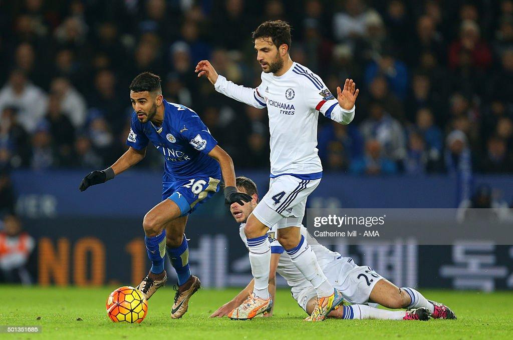 Leicester City v Chelsea - Premier League : Nachrichtenfoto