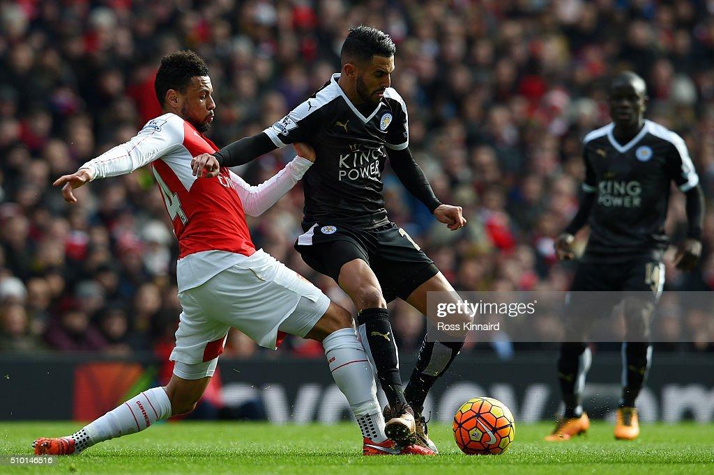 Arsenal v Leicester City - Premier League : News Photo