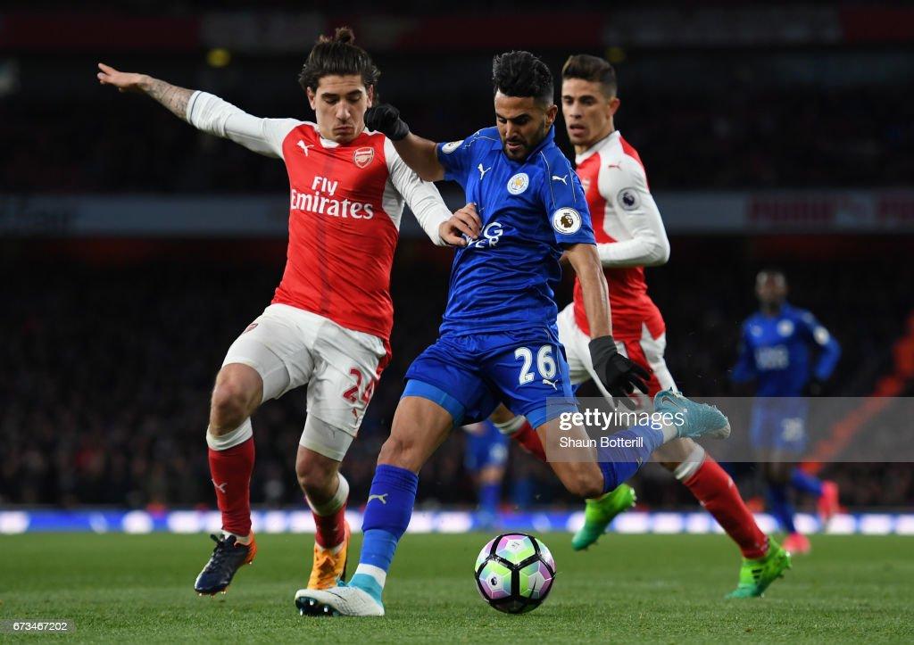 Arsenal v Leicester City - Premier League : ニュース写真
