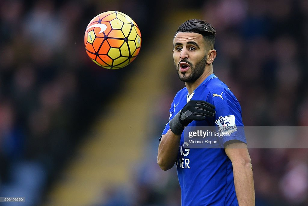 Leicester City v Stoke City - Premier League : News Photo