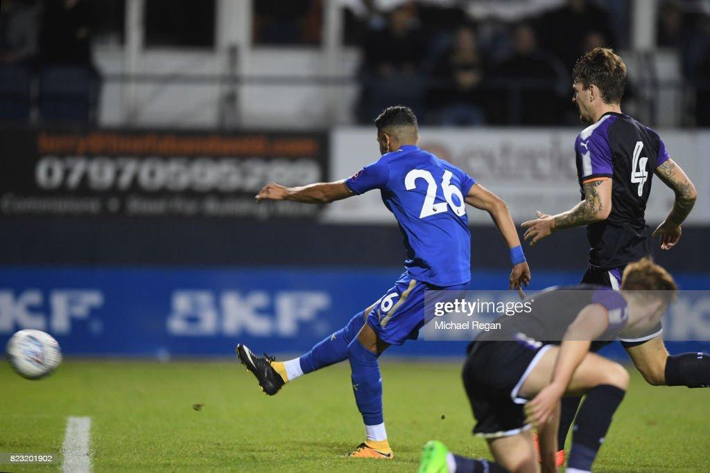 Luton Town v Leicester City - Pre-Season Friendly : News Photo