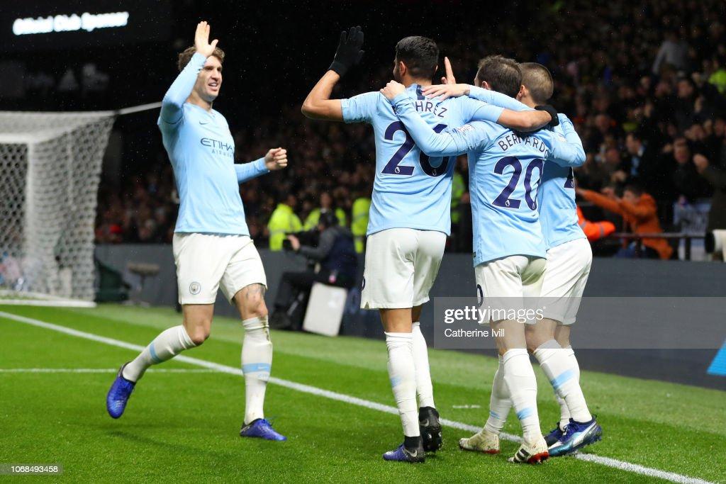 Watford FC v Manchester City - Premier League : News Photo