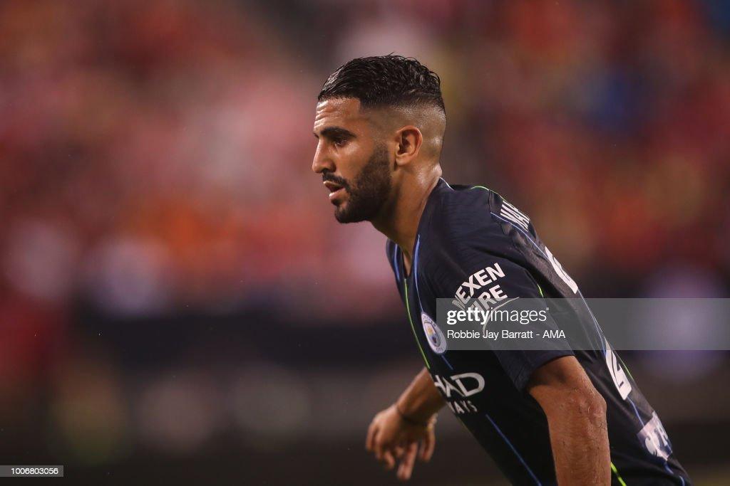 Manchester City v Liverpool - International Champions Cup 2018 : News Photo