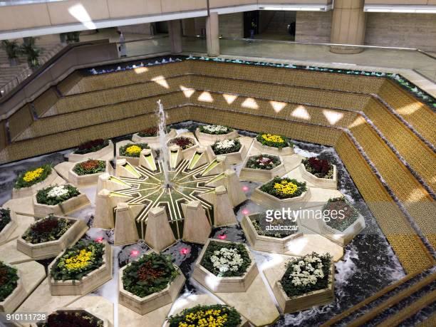 riyadh, king khaled airport - riyadh stock pictures, royalty-free photos & images
