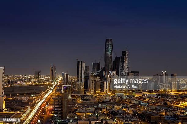 Riyadh Southern Cityscape