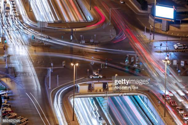 riyadh streets - riyadh - fotografias e filmes do acervo