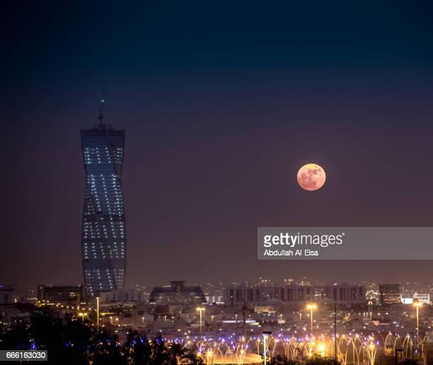 Riyadh Super Moon
