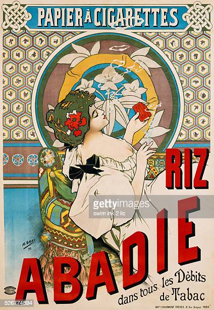Riz Abadie Poster by H Gray