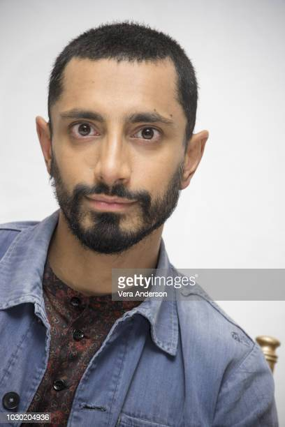 """Riz Ahmed at """"The Sisters Brothers"""" Press Conference at the Fairmont Royal York Hotel on September 9, 2018 in Toronto, Canada."""