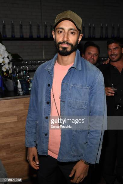 Riz Ahmed attends RBC hosted White Boy Rick cocktail Party At RBC House Toronto Film Festival on September 7 2018 in Toronto Canada