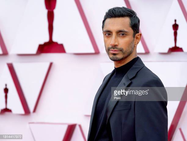 Riz Ahmed attends the 93rd Annual Academy Awards at Union Station on April 25, 2021 in Los Angeles, California.