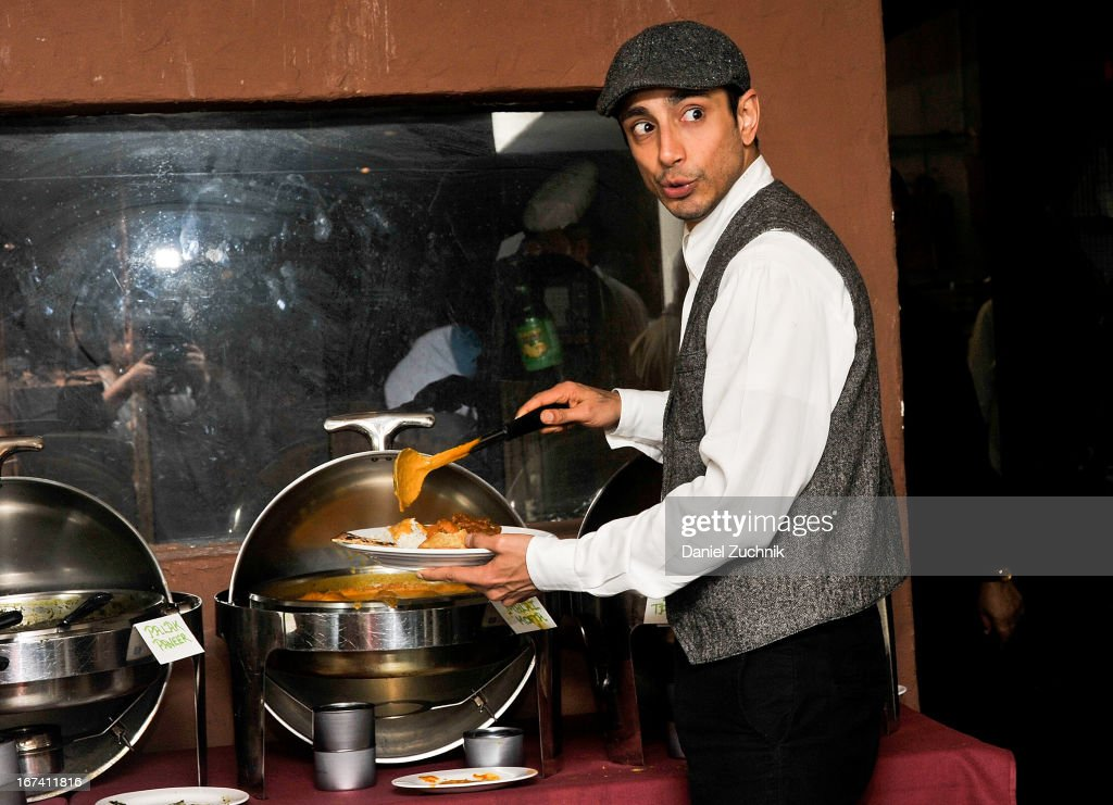Riz Ahmed attends the after party following 'The Reluctant Fundamentalist' screening during the 2013 New York Indian Film Festival at Yuva on April 24, 2013 in New York City.
