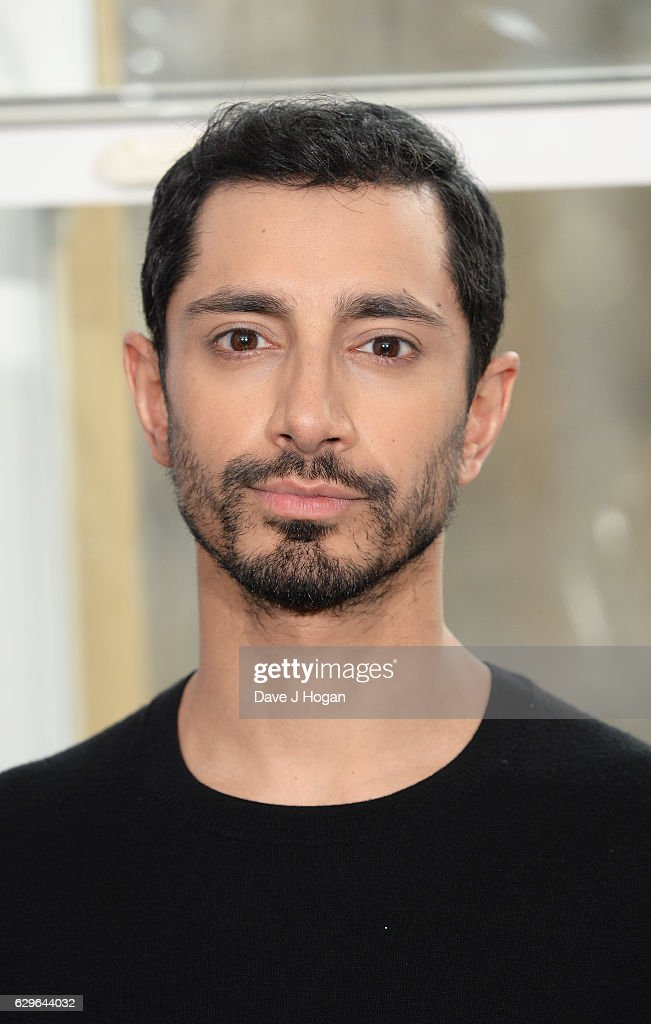 Riz Ahmed attends the 'Rogue One: A Star Wars Story' photocall at The Corinthia Hotel on December 14, 2016 in London, England.