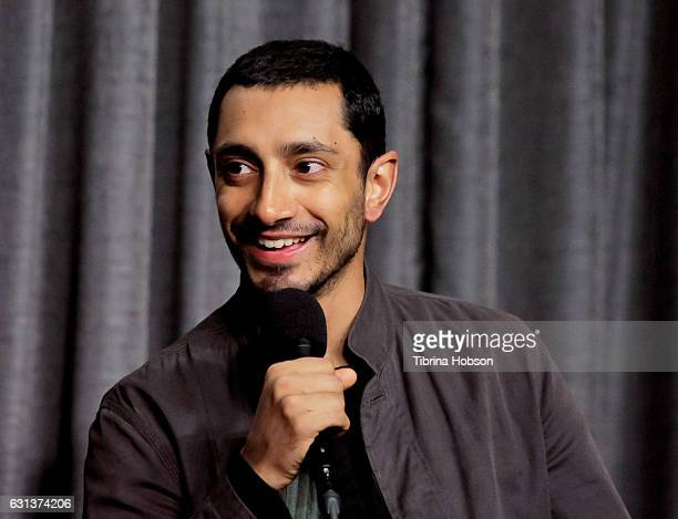 Riz Ahmed attends the SAGAFTRA Foundation's Conversations for 'The Night Of' at SAGAFTRA Foundation Screening Room on January 9 2017 in Los Angeles...