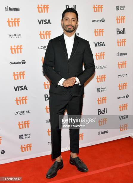 """Riz Ahmed attends the """"Sound Of Metal"""" premiere during the 2019 Toronto International Film Festival at Winter Garden Theatre on September 06, 2019 in..."""