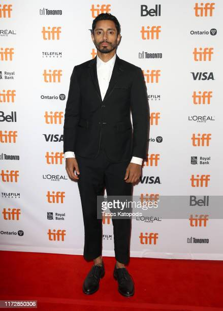 Riz Ahmed attends the Sound Of Metal premiere during the 2019 Toronto International Film Festival at Winter Garden Theatre on September 06 2019 in...