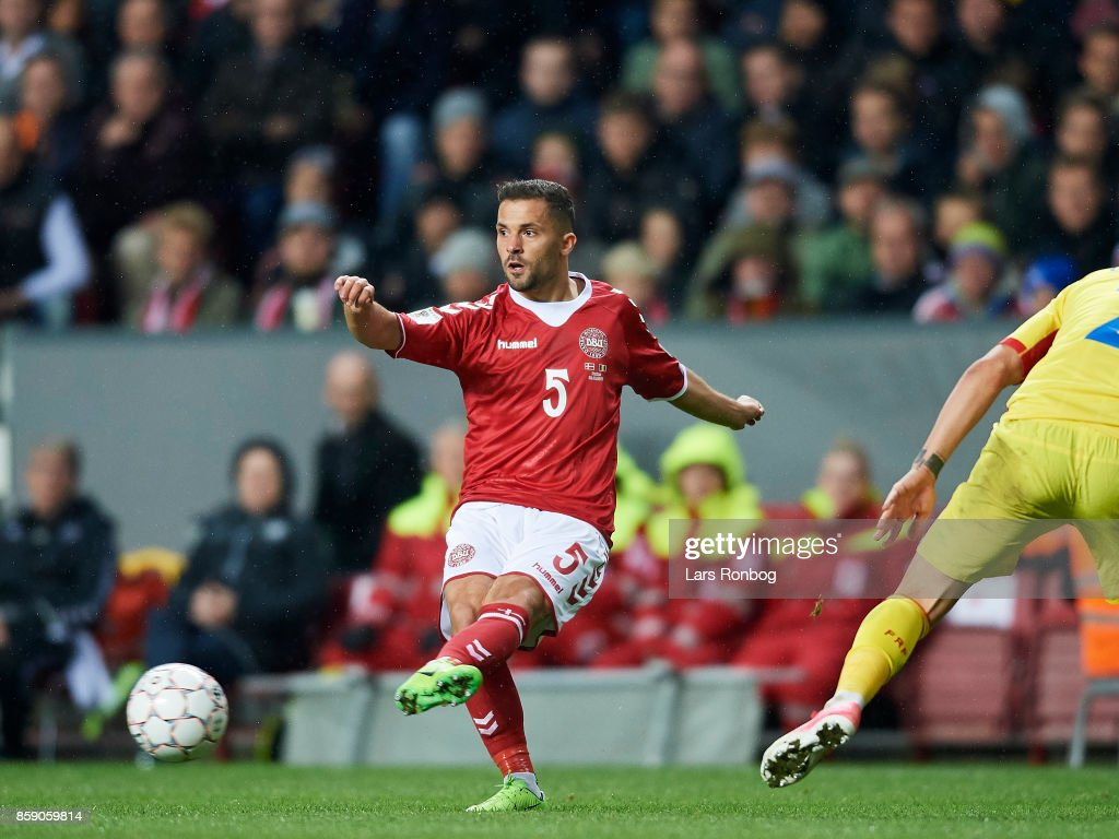 Denmark vs Romania - FIFA World Cup 2018 Qualifier