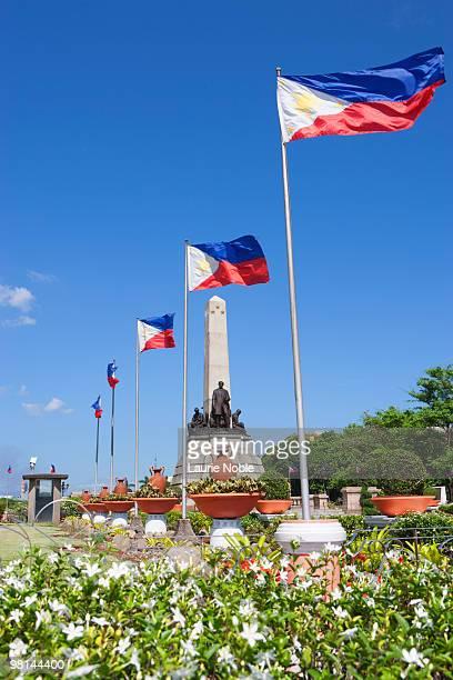 rizal memorial; rizal park; manila; philippines - greater manila area stock-fotos und bilder