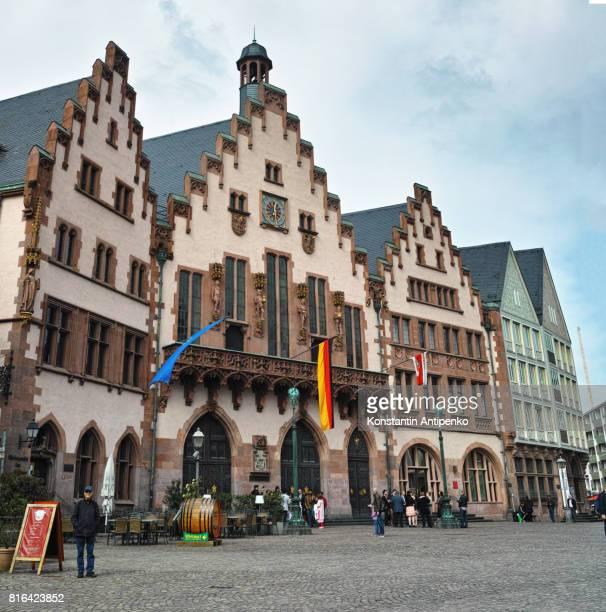 Römerberg in Frankfurt