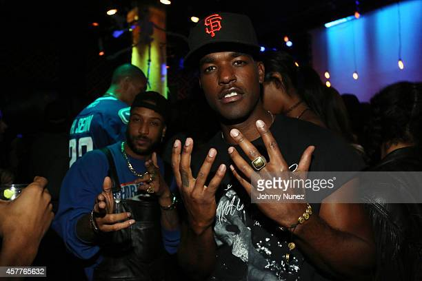 Ro James and Luke James attend Party Next Door Live at S.O.B.'s on October 23 in New York City.