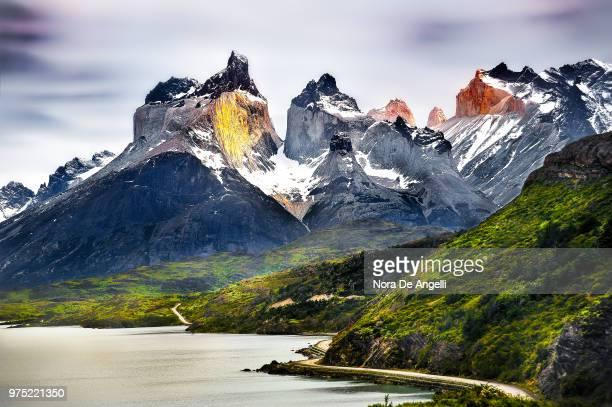 río turbio,argentina - argentinien stock-fotos und bilder