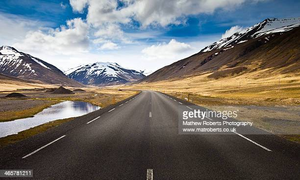 Road 1 - Near Akureyri - Iceland