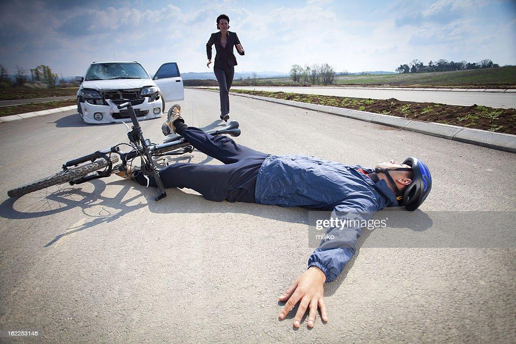 accident de la route : Photo