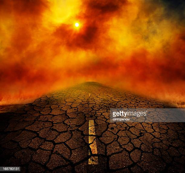 Road after the Apocalypse