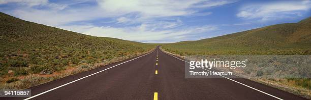 road and sky - timothy hearsum stock pictures, royalty-free photos & images