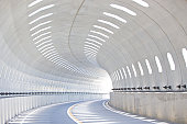 Road and tunnel