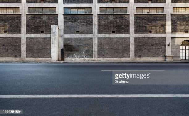 road background - アスファルト ストックフォトと画像