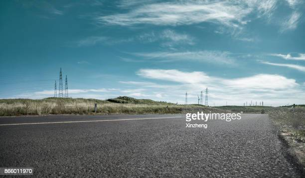 road background - roadside stock pictures, royalty-free photos & images