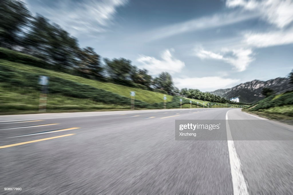 Road background : Stock Photo
