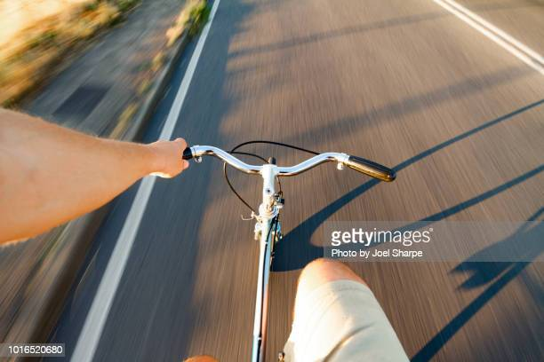 road bike - handlebar stock pictures, royalty-free photos & images