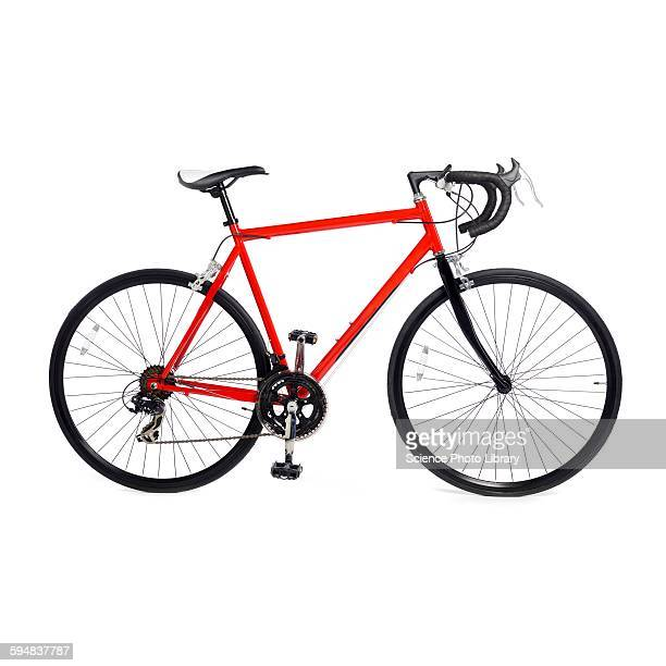 road bike - racing bicycle stock pictures, royalty-free photos & images