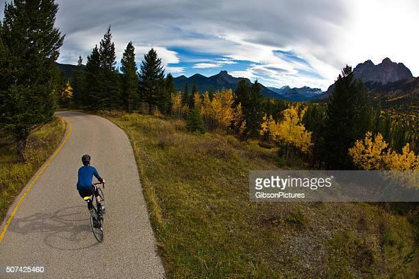 Road Bike Rider Man