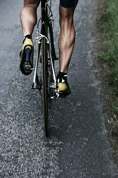 Road Bike Rider Wall Art