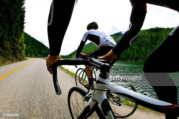 Road Bike Fahrer