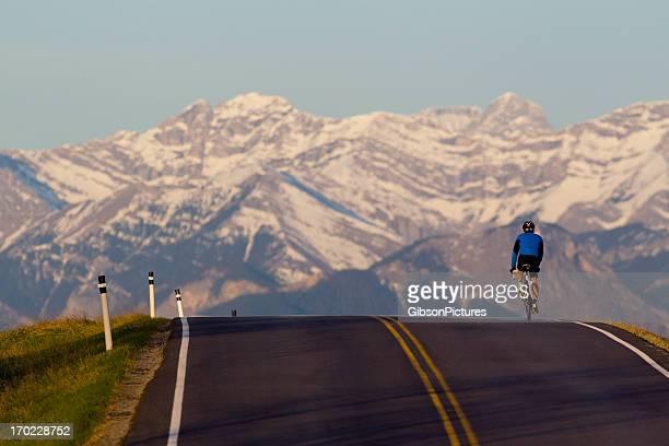 乗馬、ロッキー山脈