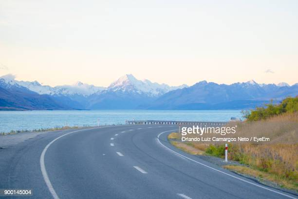 road by mountains against clear sky - file:the_wyoming,_orlando,_fl.jpg stock pictures, royalty-free photos & images