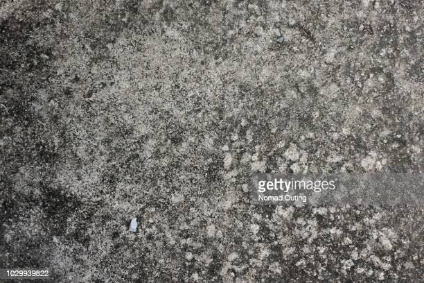 road concrete transportation texture and background.grunge and dirty road surface close up. - 岩 ストックフォトと画像