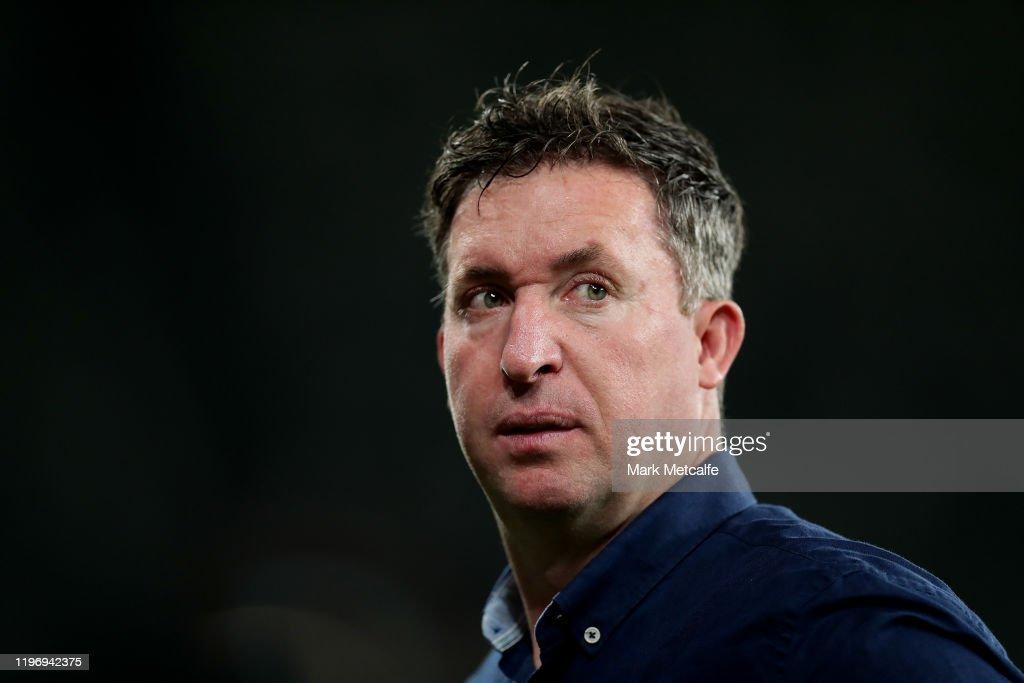 A-League Rd 13 - Western Sydney v Brisbane : News Photo