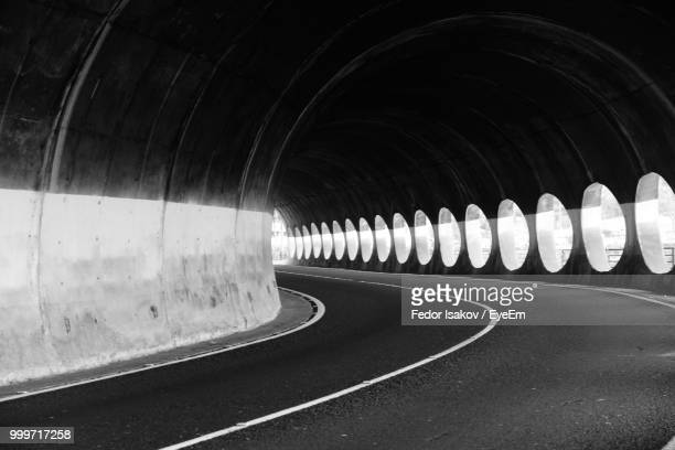 road in tunnel - fedor stock pictures, royalty-free photos & images
