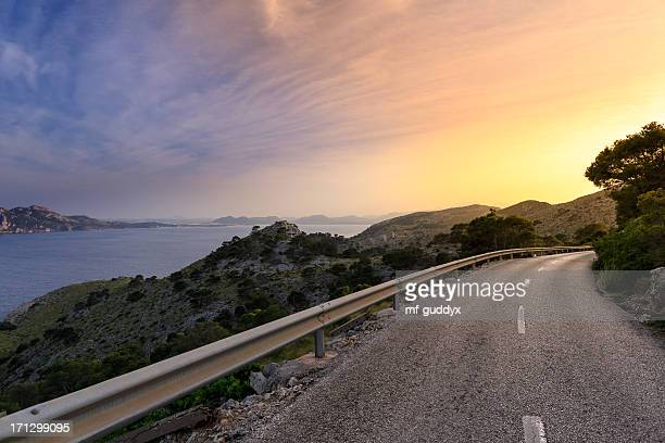 Road into the sun - Mallorca