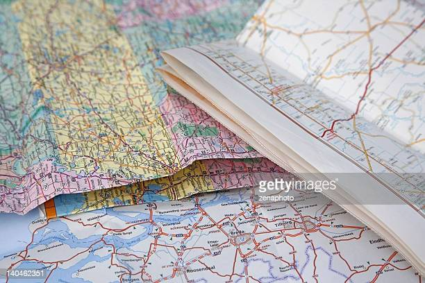 60 Top Road Map Pictures, Photos, & Images - Getty Images Road Maps on