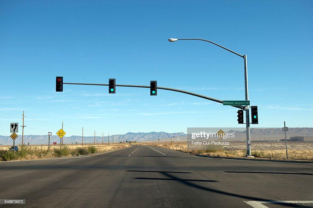 Road of Kingman Arizona United States : Stock-Foto