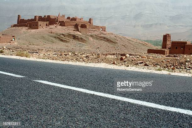 Road of Morocco